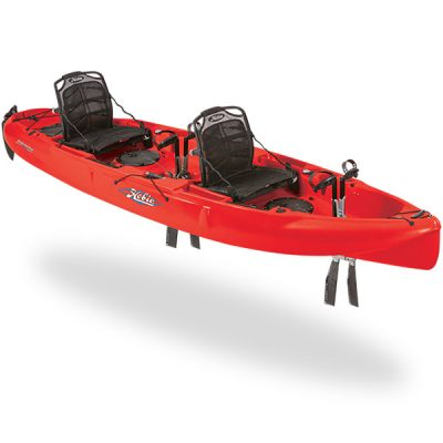 Hobie-Mirage-Outfitter-Red