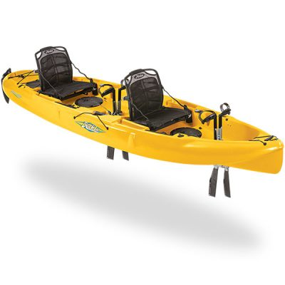 Hobie-Mirage-Outfitter-Yellow