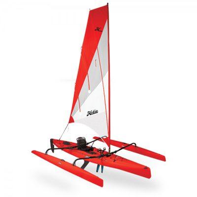 Hobie Mirage Adventure Island Kayak_red