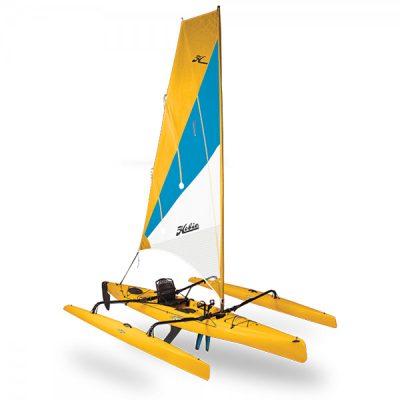 Hobie Mirage Adventure Island Kayak_yellow