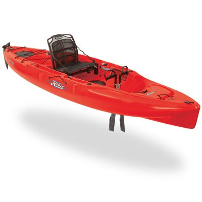 Hobie-Mirage-Outback-Red
