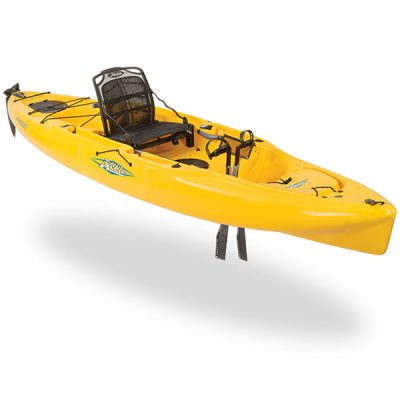 Hobie-Mirage-Outback-Yellow