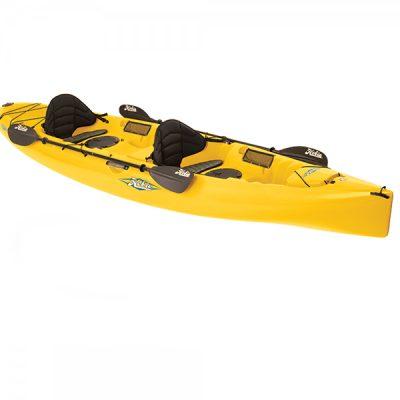 Hobie Odyssey Deluxe Tandem Kayak_nauticalventuresshop.com_yello2