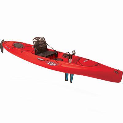 Hobie mirage kayak 13_nauticalventures.com_red
