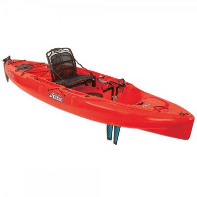 Hobie mirage outback _kayak_nauticalventures.com_red