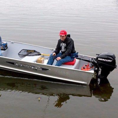 Mercury 5 Hp 4 Stroke Outboard Motor – Nautical Ventures