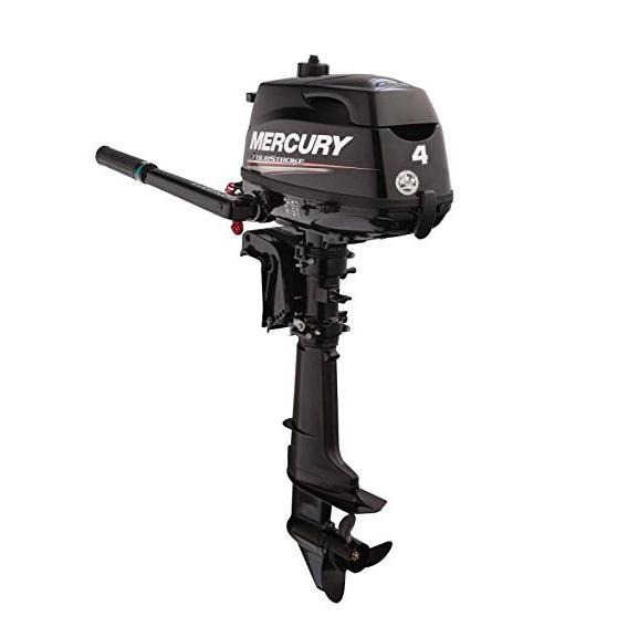 Mercury 4 HP 4 Stroke Outboard Motor