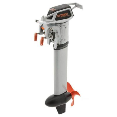 1_Torqeedo Electric Outboard_Front