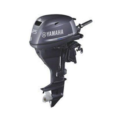 1_Yahama 25 HP_Front
